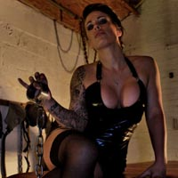 Mistress dawn chester domination