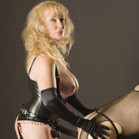 Are mistress bdsm strap on charming